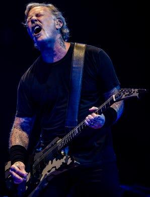 Metallica concert in Louisville breaks attendance records