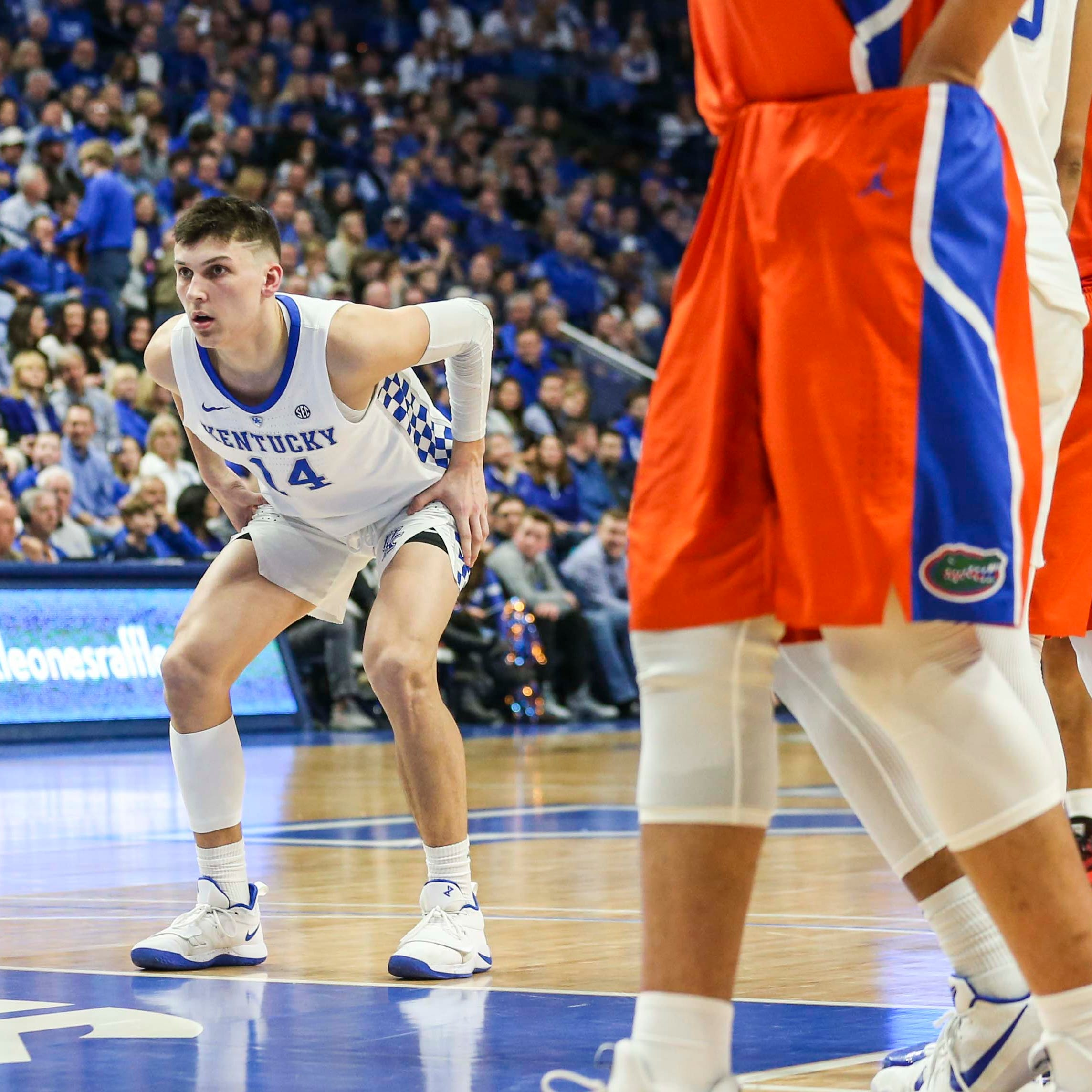 Kentucky basketball legends welcome Tyler Herro to exclusive club