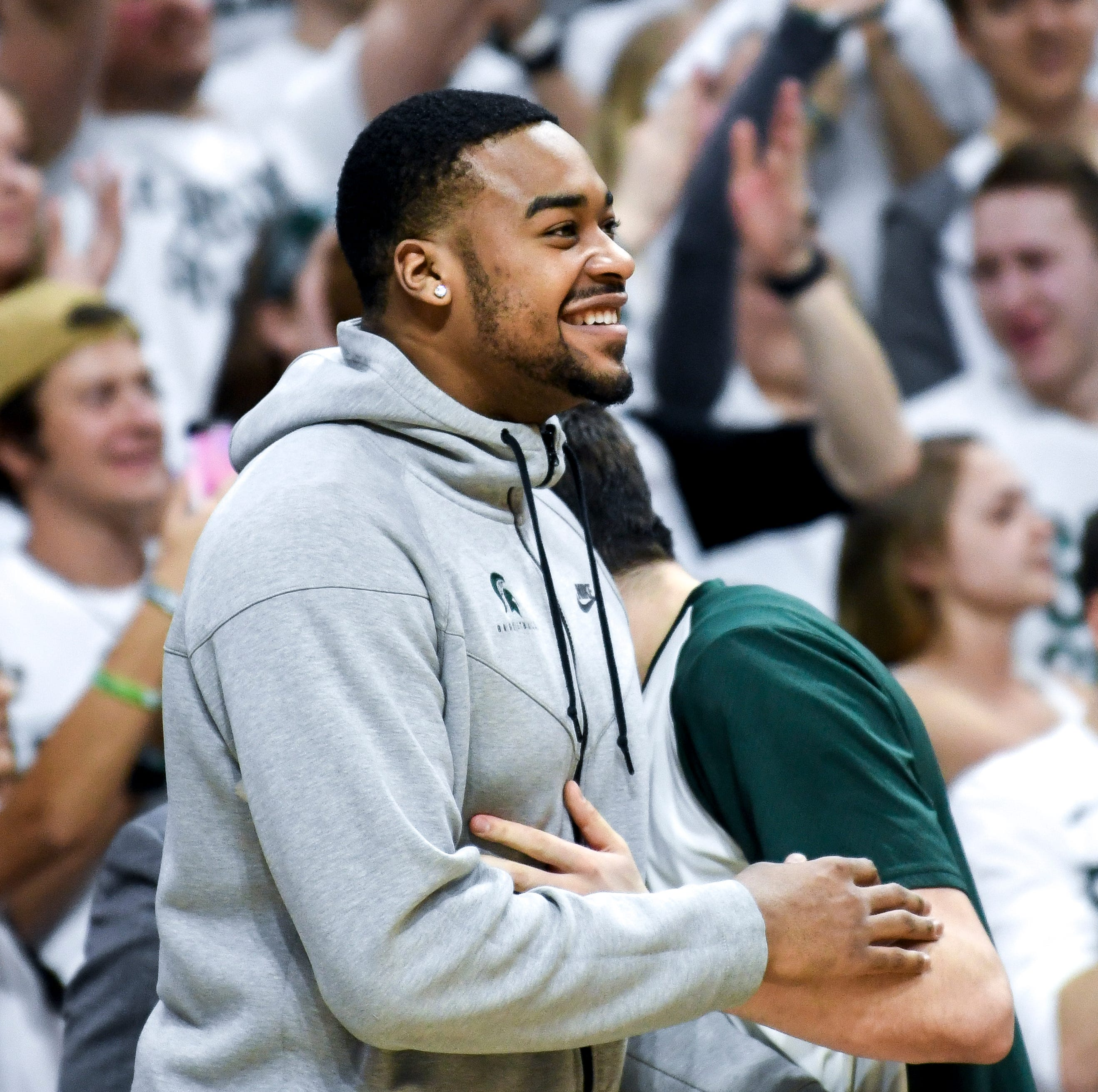 Couch: The Nick Ward dilemma – why reintegrating the big fella is 'delicate' for MSU hoops