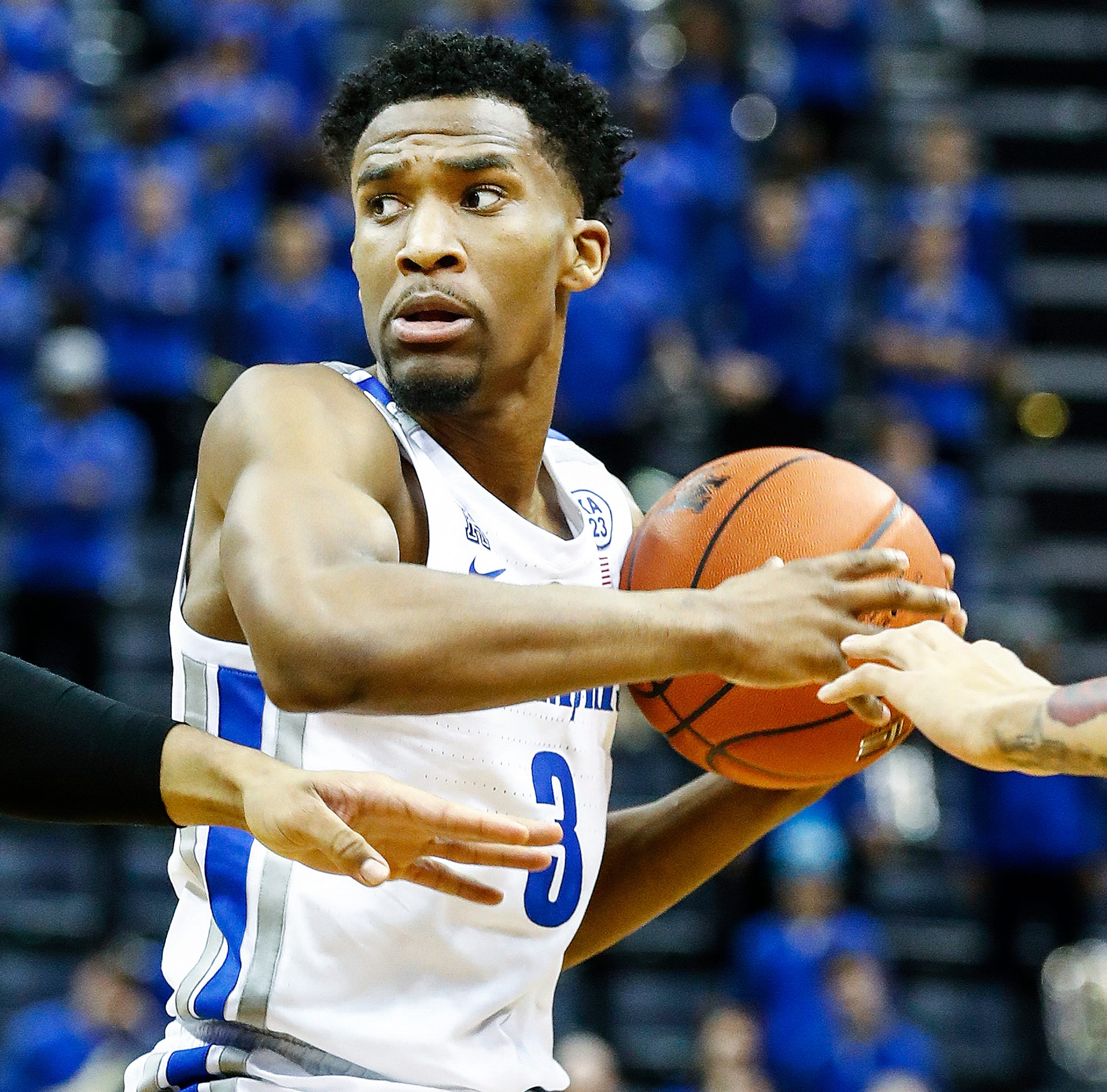 Memphis basketball: Tigers senior Jeremiah Martin earns first team all-conference honors