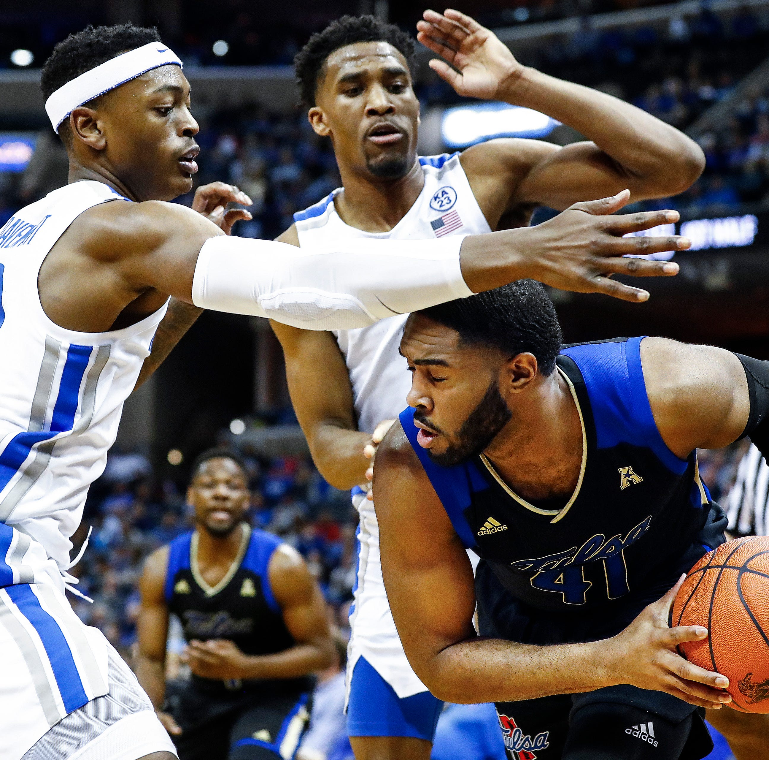 Memphis' Jeremiah Martin, Kyvon Davenport to play in national 3-on-3 tournament