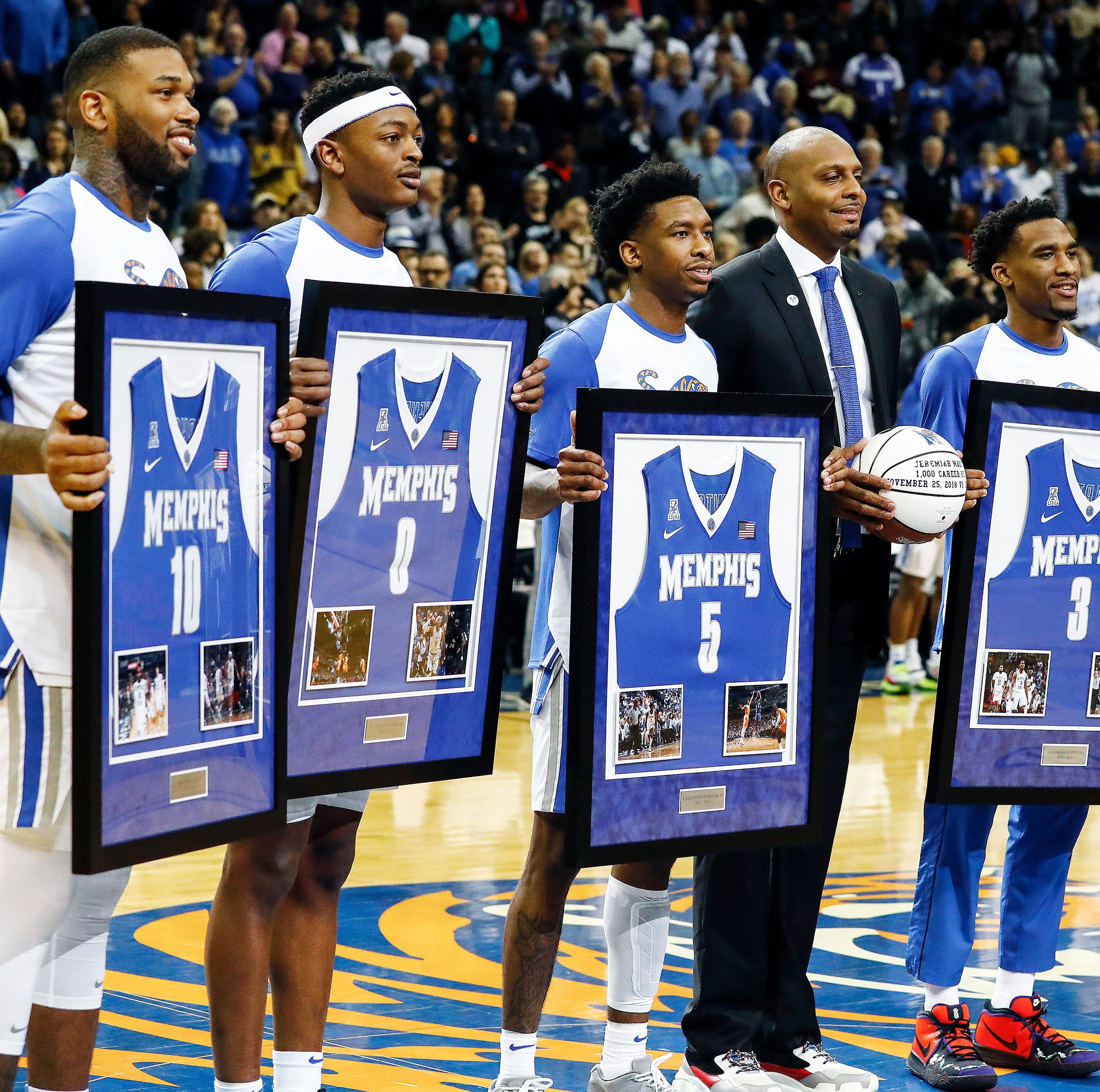 Memphis 66, Tulsa 63: Jeremiah Martin, Tigers edge Tulsa for senior night win