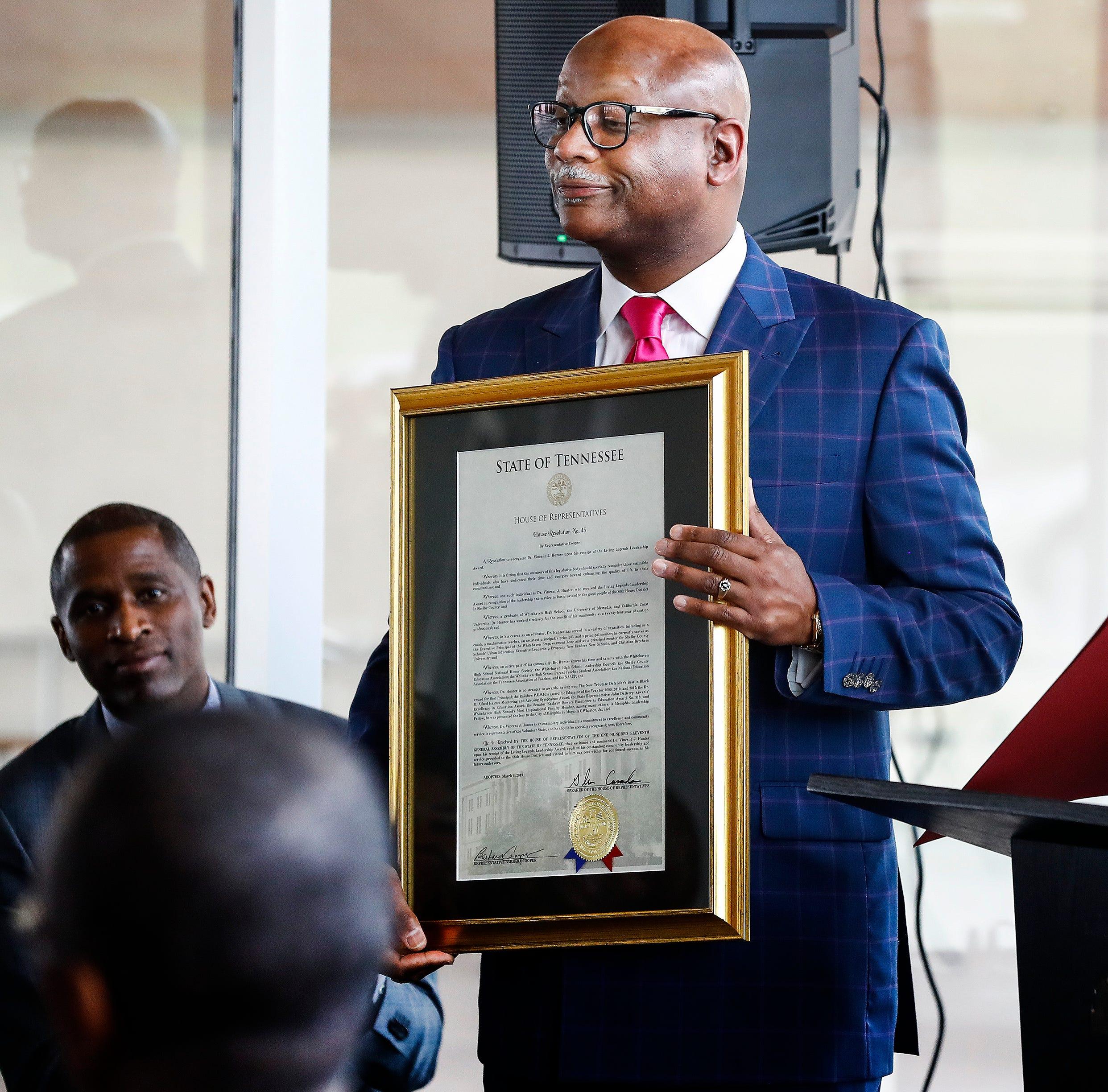 Memphians lauded as 'go-to' living legends at Harriet Tubman awards