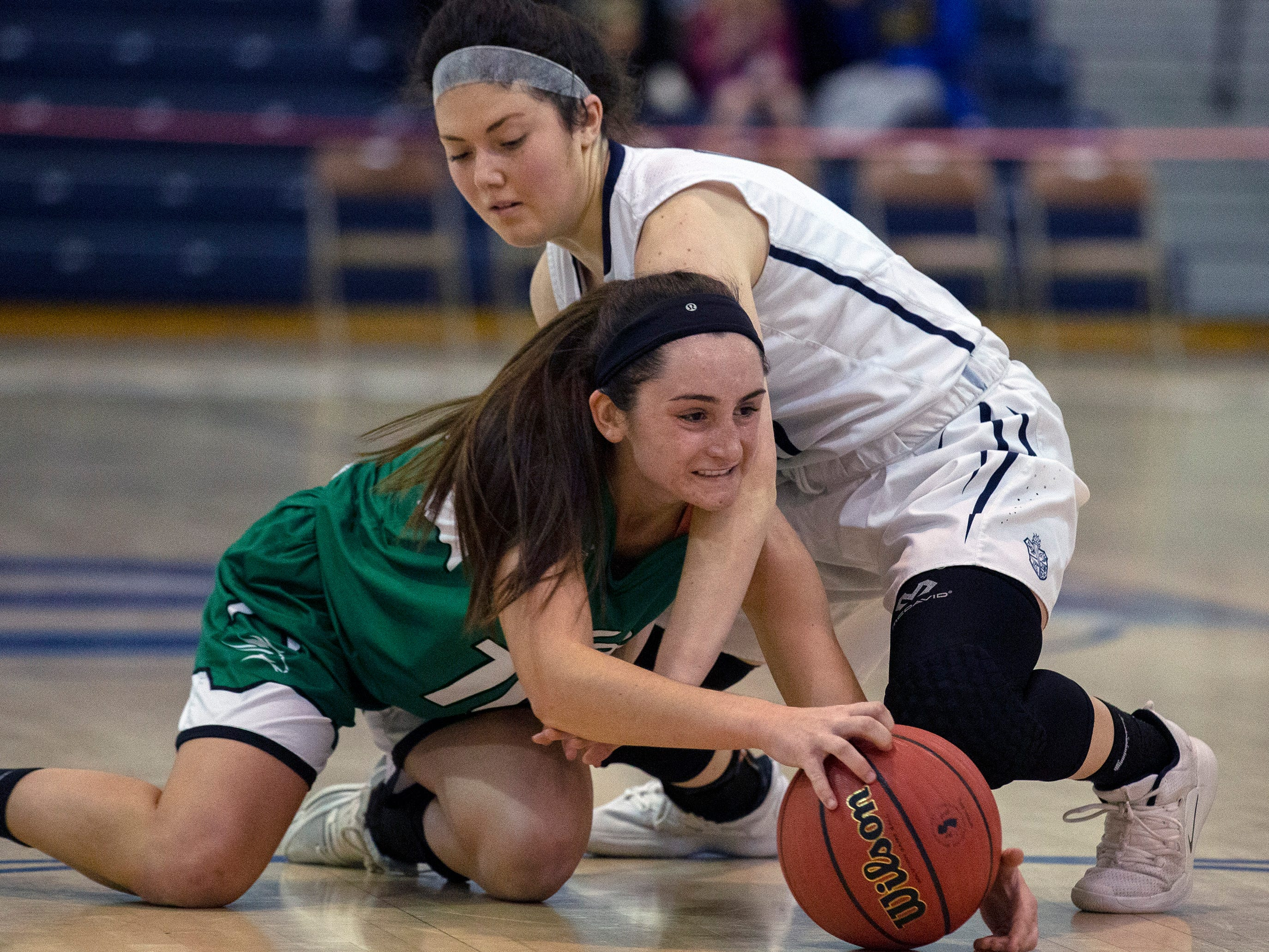 10-15 Chatham Girls Basketball vs Mainland in Girls Group III Final in Toms River on March 10, 2019.