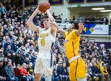 Check out the top plays from Delta and Marion in front of a standing-room only crowd at Bill Green Athletic Arena.