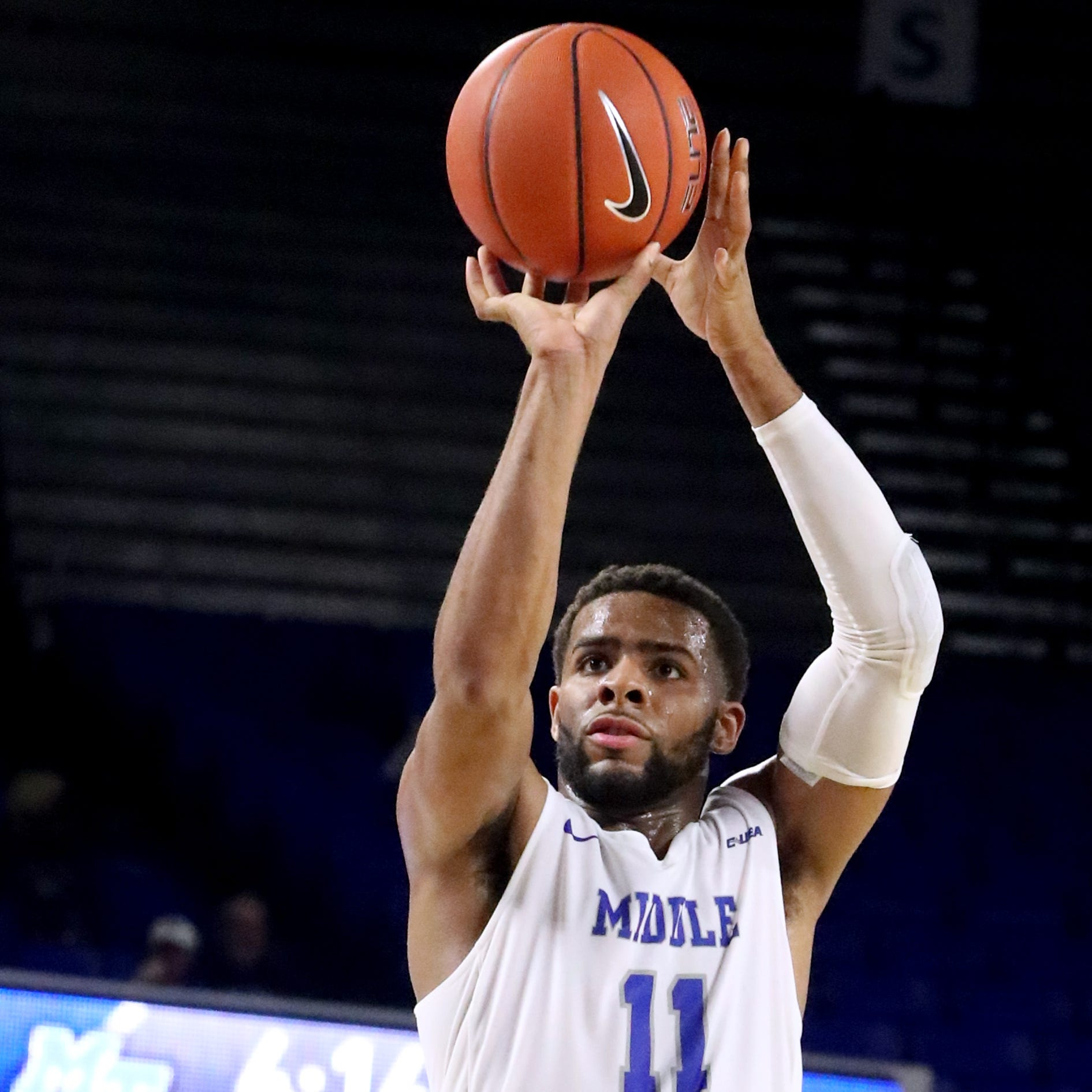 Walk-ons play a big role in MTSU's senior night win over UTEP
