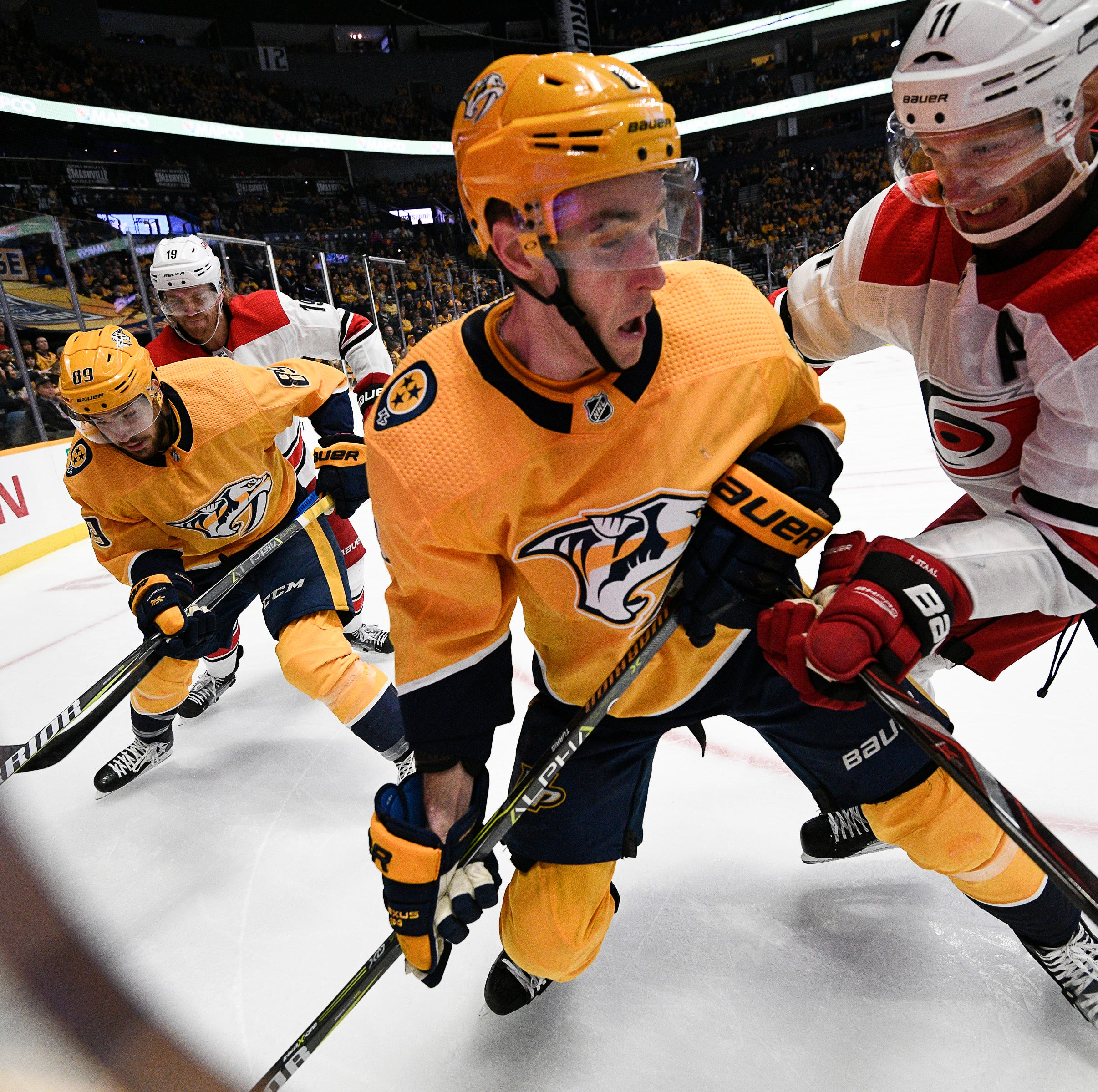 Will Kyle Turris stay with Predators or will he go?