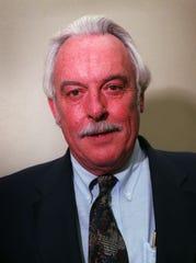 Metro council member, Durward Hall.