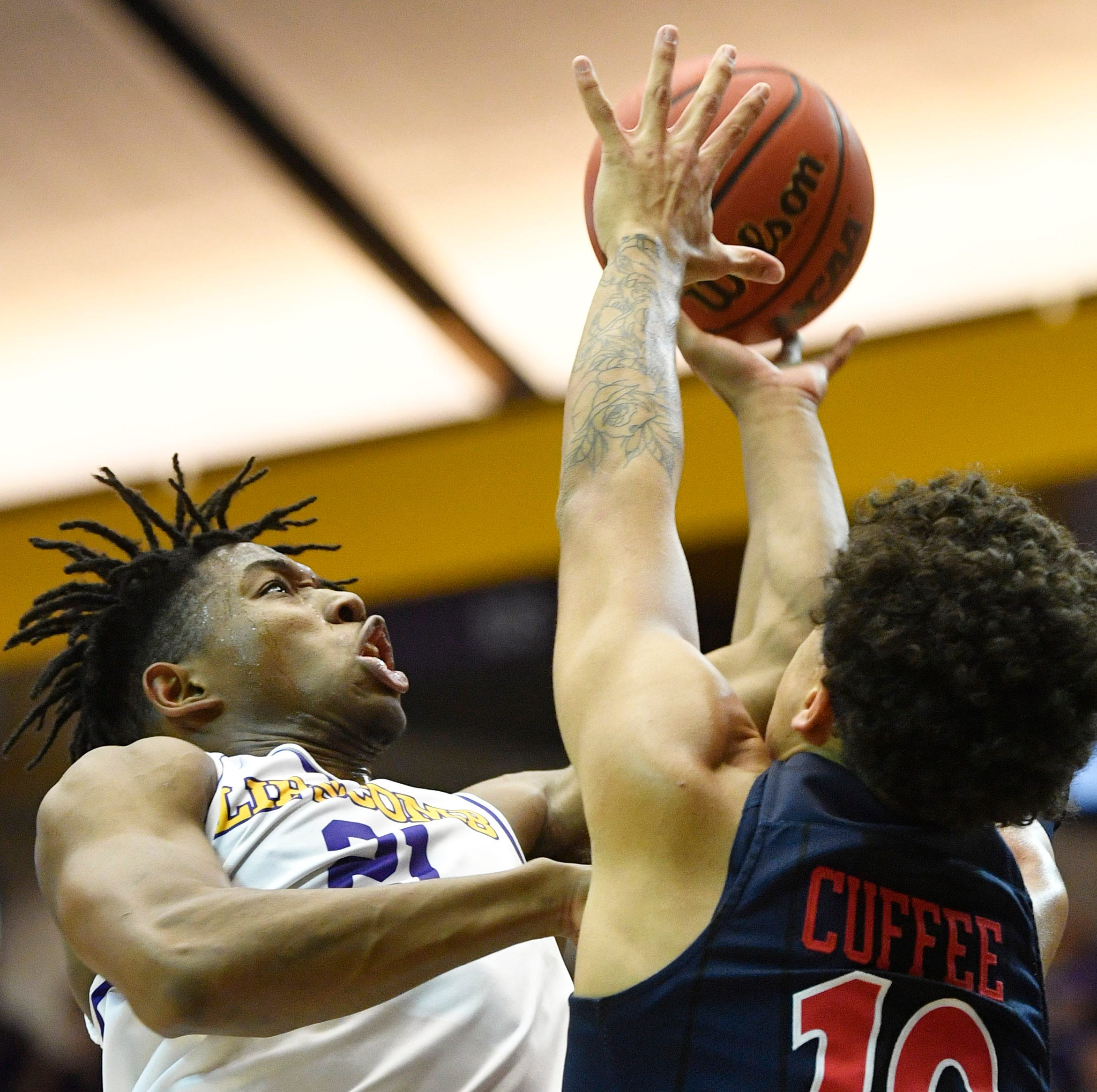 Liberty outlasts Lipscomb in Atlantic Sun classic to leave Bisons in misery