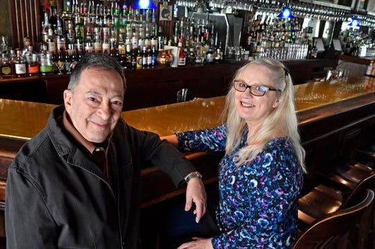 Rick and Vicki Bolsom, the owners of Tin Angel, are retiring after 32 years in the restaurant business. They were trailblazers when they opened Cakewalk in the 1980s, hiring Deb Paquette who would go on to become one of Nashville's most beloved chefs. Sunday, March 10, 2019, in Nashville, Tenn.
