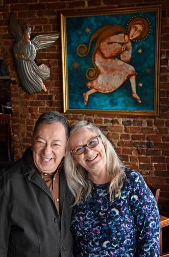 Rick and Vicki Bolsom, the owners of Tin Angel, are retiring after 33 years in the restaurant business. They were trailblazers when they opened Cakewalk in the 1980s, hiring Deb Paquette who would go on to become one of Nashville's most beloved chefs.Sunday, March 10, 2019, in Nashville, Tenn.