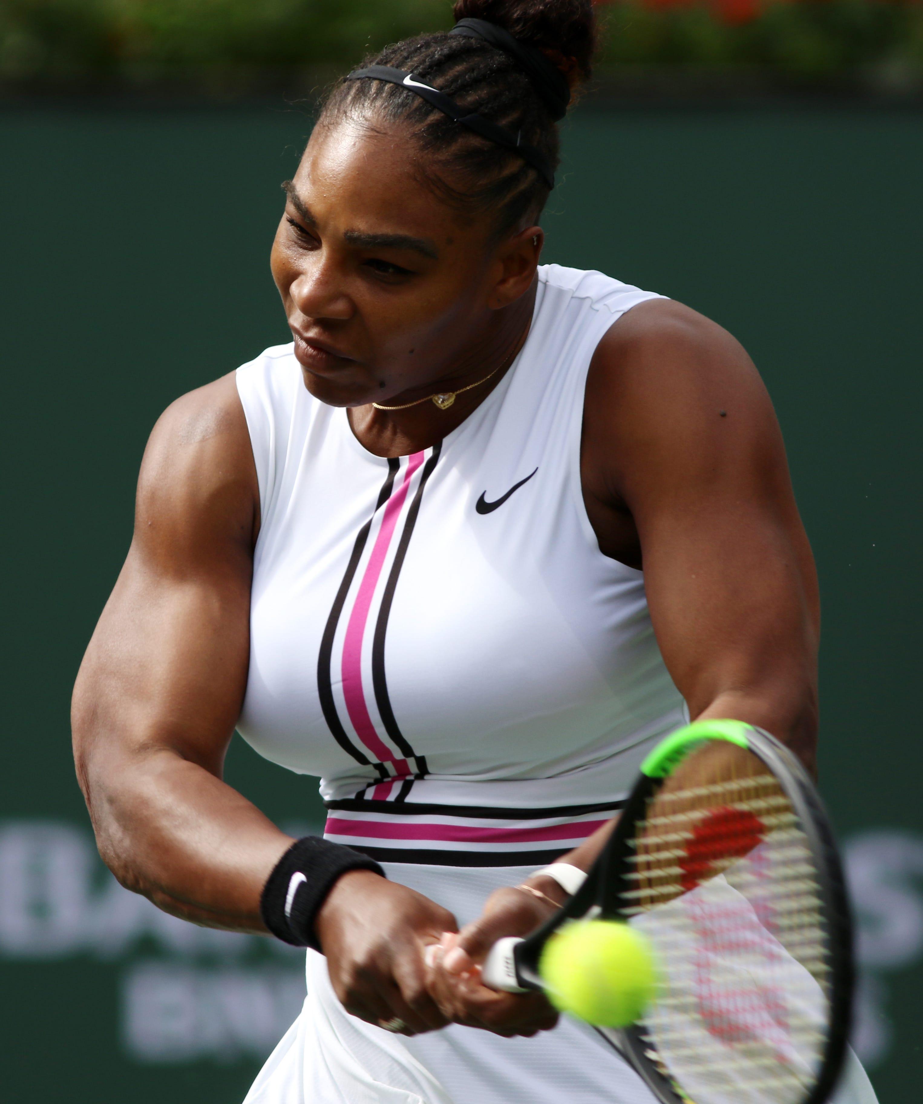 Serena Nude Photos 87
