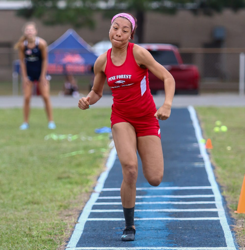 Pine Forest's Durant, Pace's Fisher make splash at FSU Relays