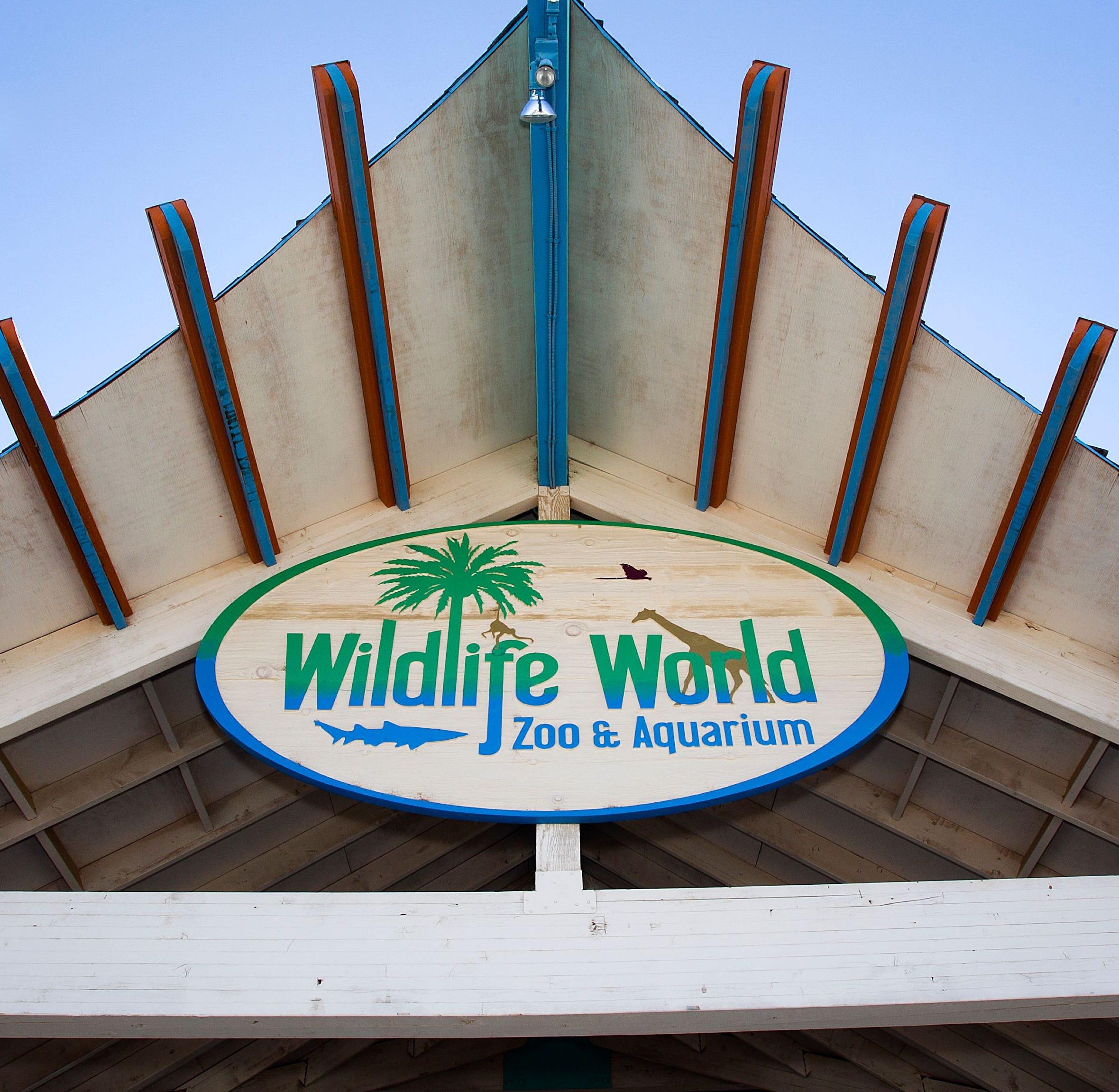 Wildlife World Zoo, Aquarium and Safari Park