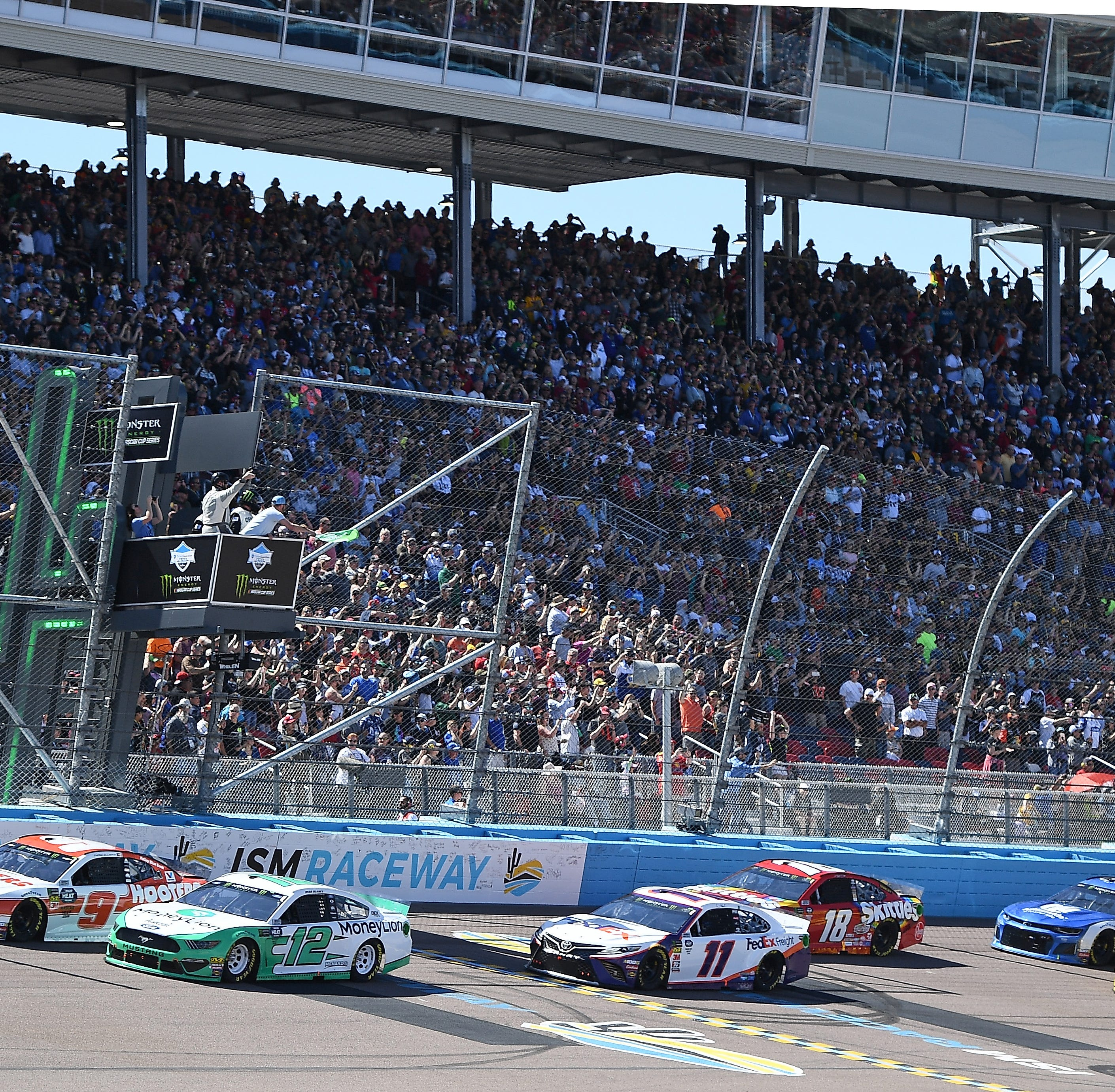 NASCAR buys ISM Raceway parent company International Speedway Corp. for $2 billion
