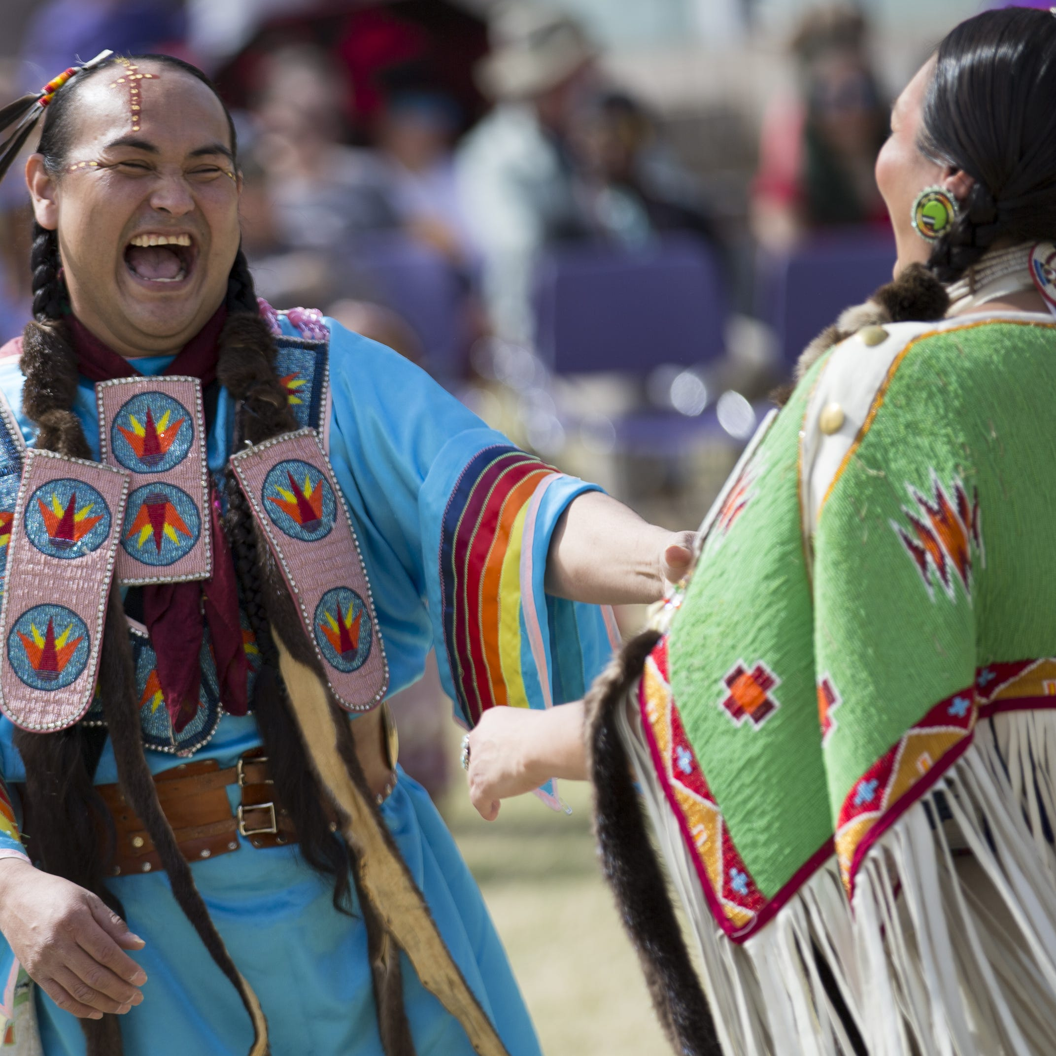 Arizona's first Two Spirit Powwow opens the way for acceptance of Native LGBTQ community