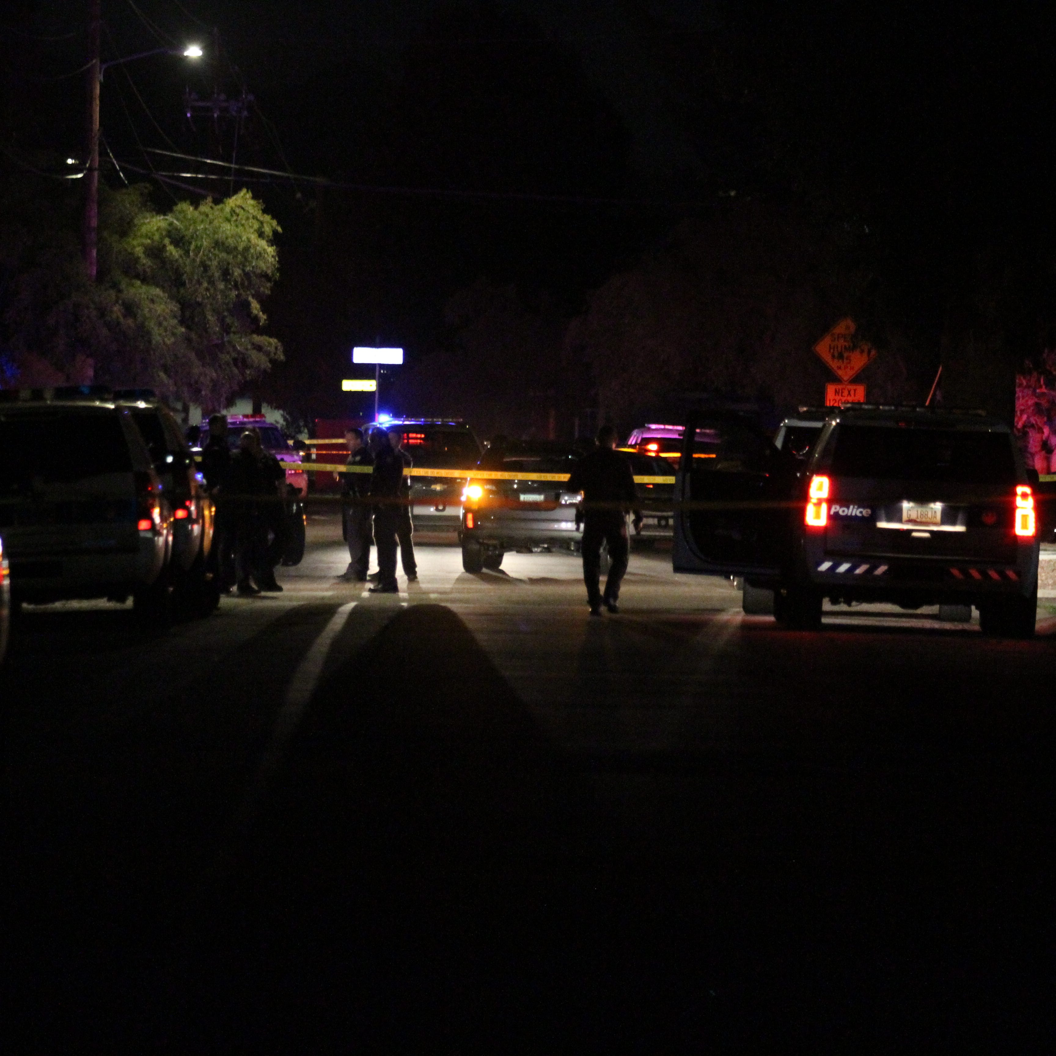 Phoenix officer fatally shoots armed man during domestic violence call