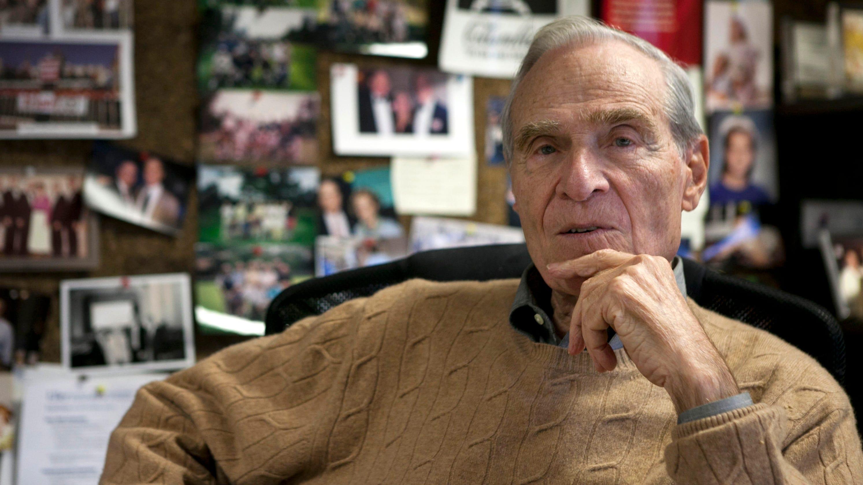 Karl Eller, former Circle K CEO and UA alumnus, dies at 90