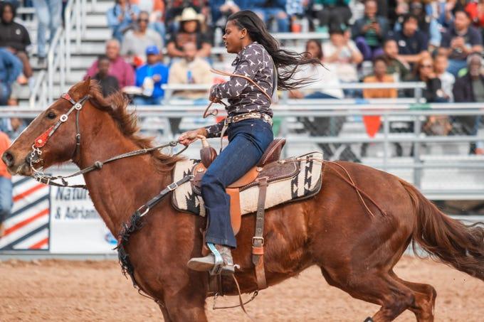 Arizona Black Rodeo Returns To Rawhide In Chandler