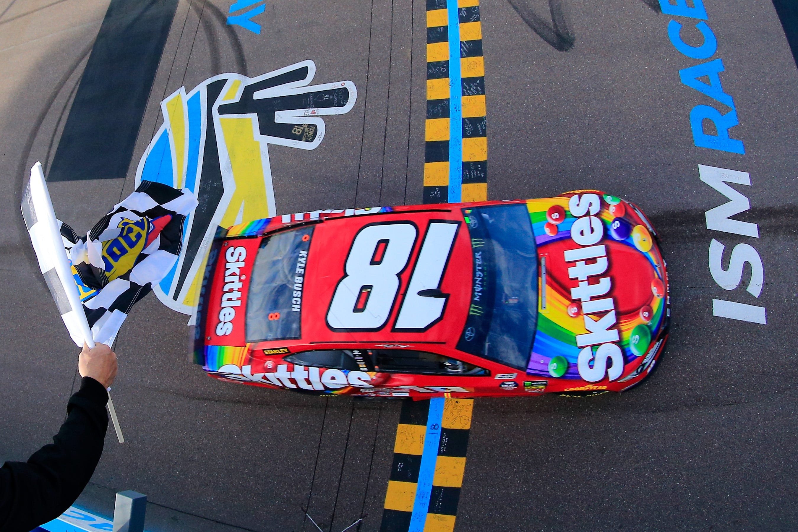 NASCAR schedule change could involve moving championship to Arizona's ISM Raceway