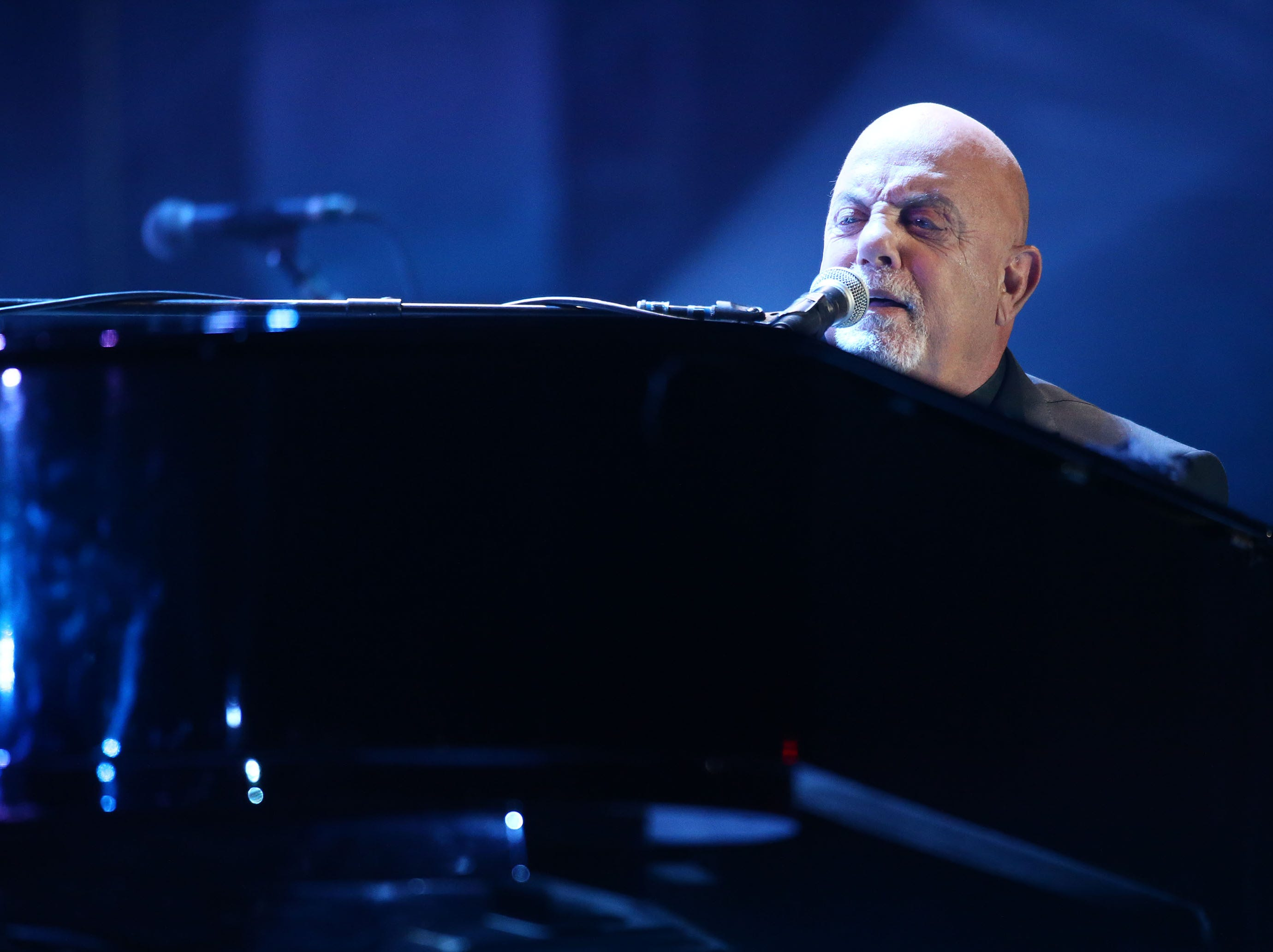 Musician Billy Joel performs at Chase Field on March 9, 2019, in Phoenix.