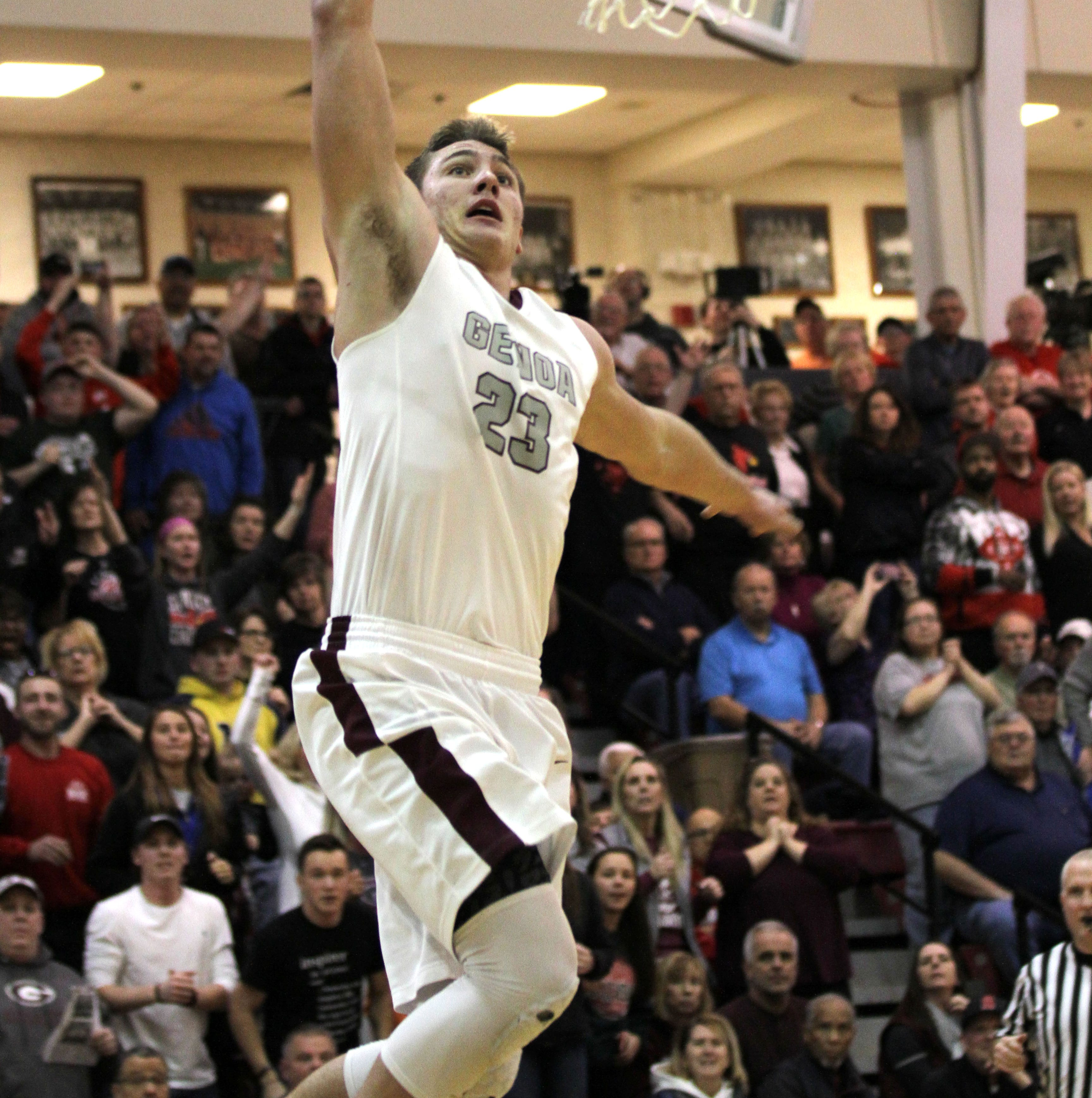 Genoa falls to Cardinal Stritch in double overtime in district final