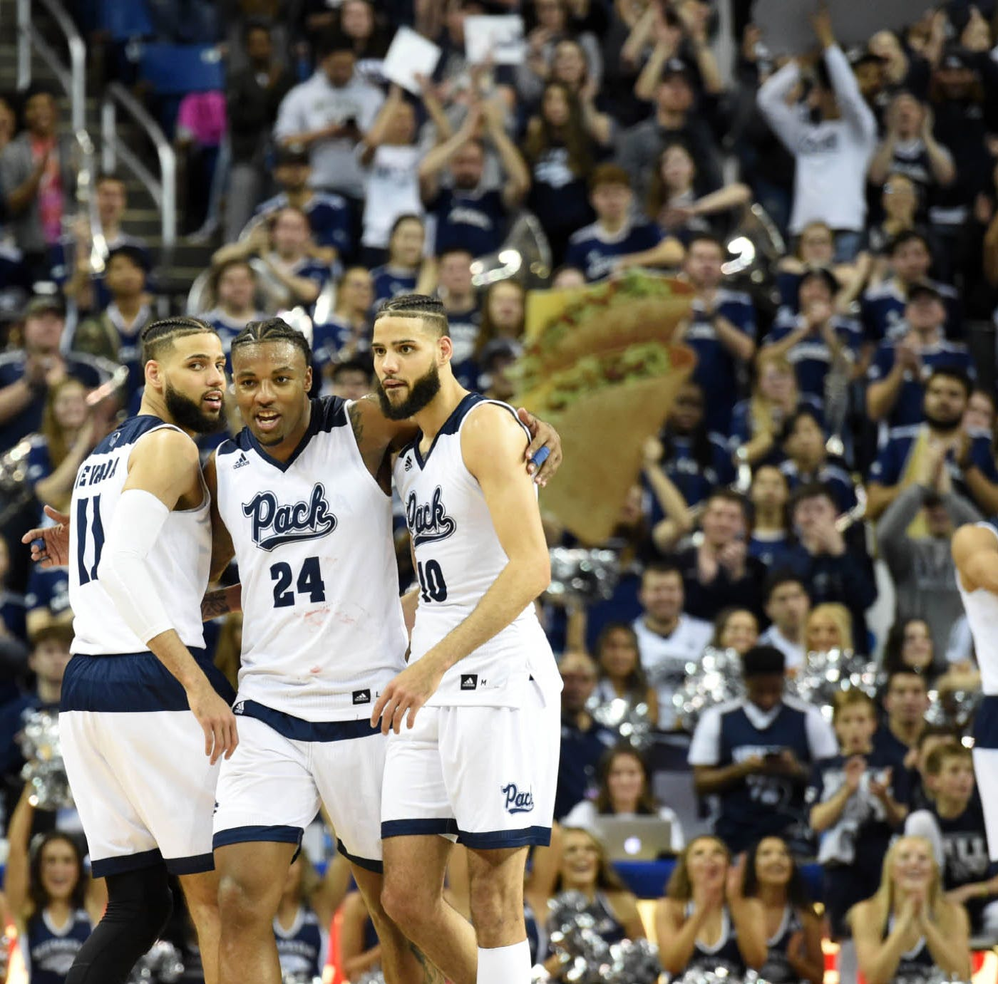 Nevada basketball: All 7  seniors set to leave UNR with degrees