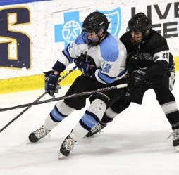 Suffern rally falls short, Mounties drop Division 1 hockey title game to Syracuse