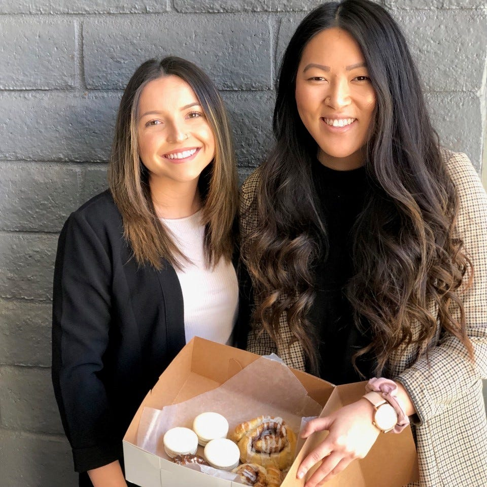 Dining Out: 'We stayed for Redding.' Now their gluten-free treats are taking off