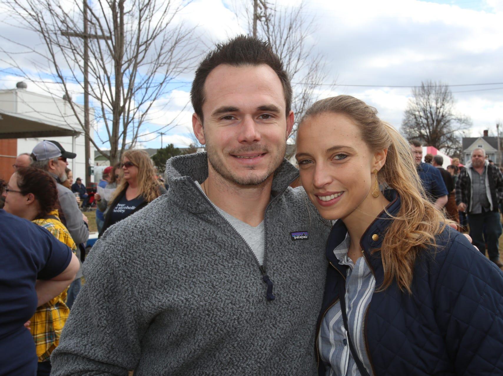 Danny and Cristina Collins