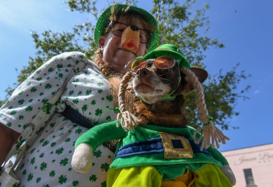St. Patrick's Day parties can be found this weekend in Stuart, Port Salerno, Fort Pierce, Port St. Lucie and Vero Beach.