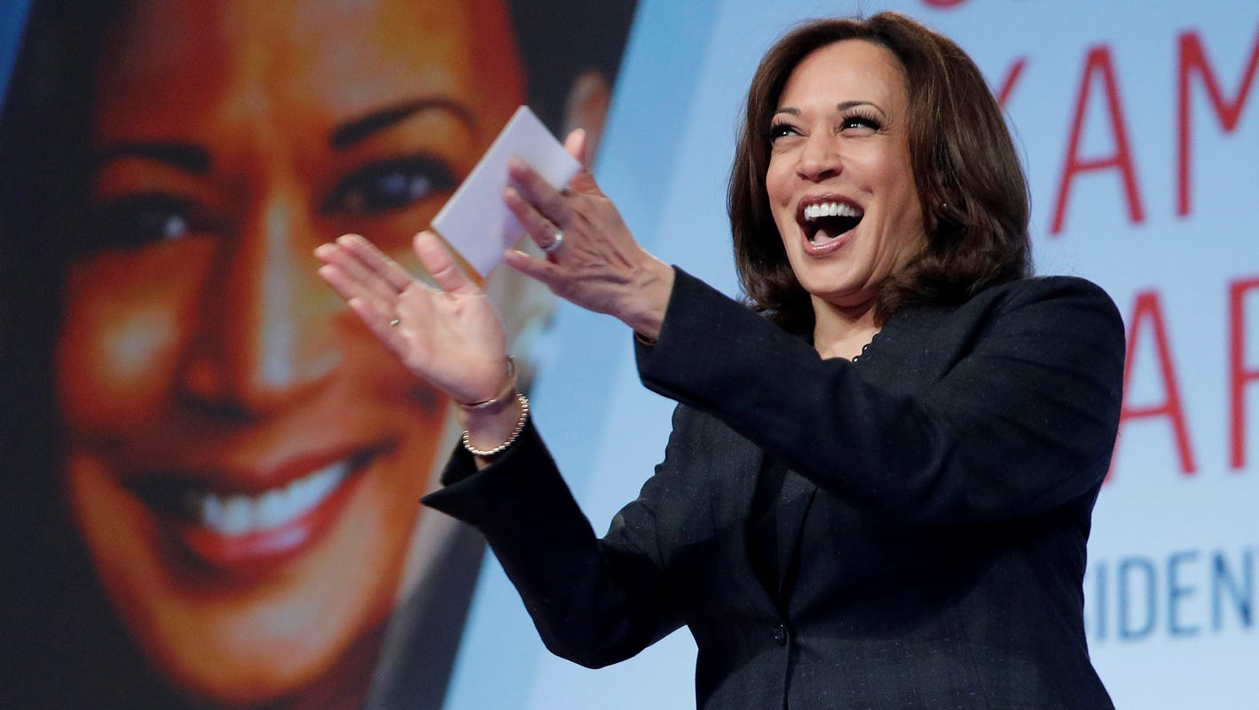 Sen. Kamala Harris adds Anderson native to Democratic presidential campaign staff