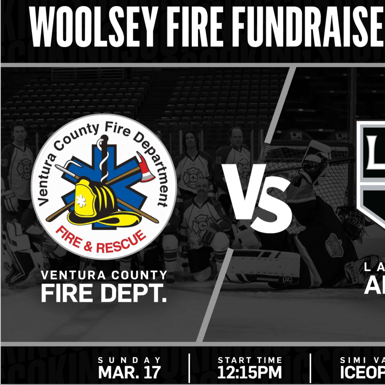 Kings alumni to play Ventura County Fire in Woolsey Fire fundraiser game