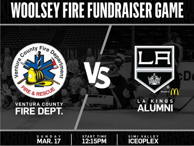 Kings alumni will play Ventura County Fire in a Woolsey Fire Fundraiser game