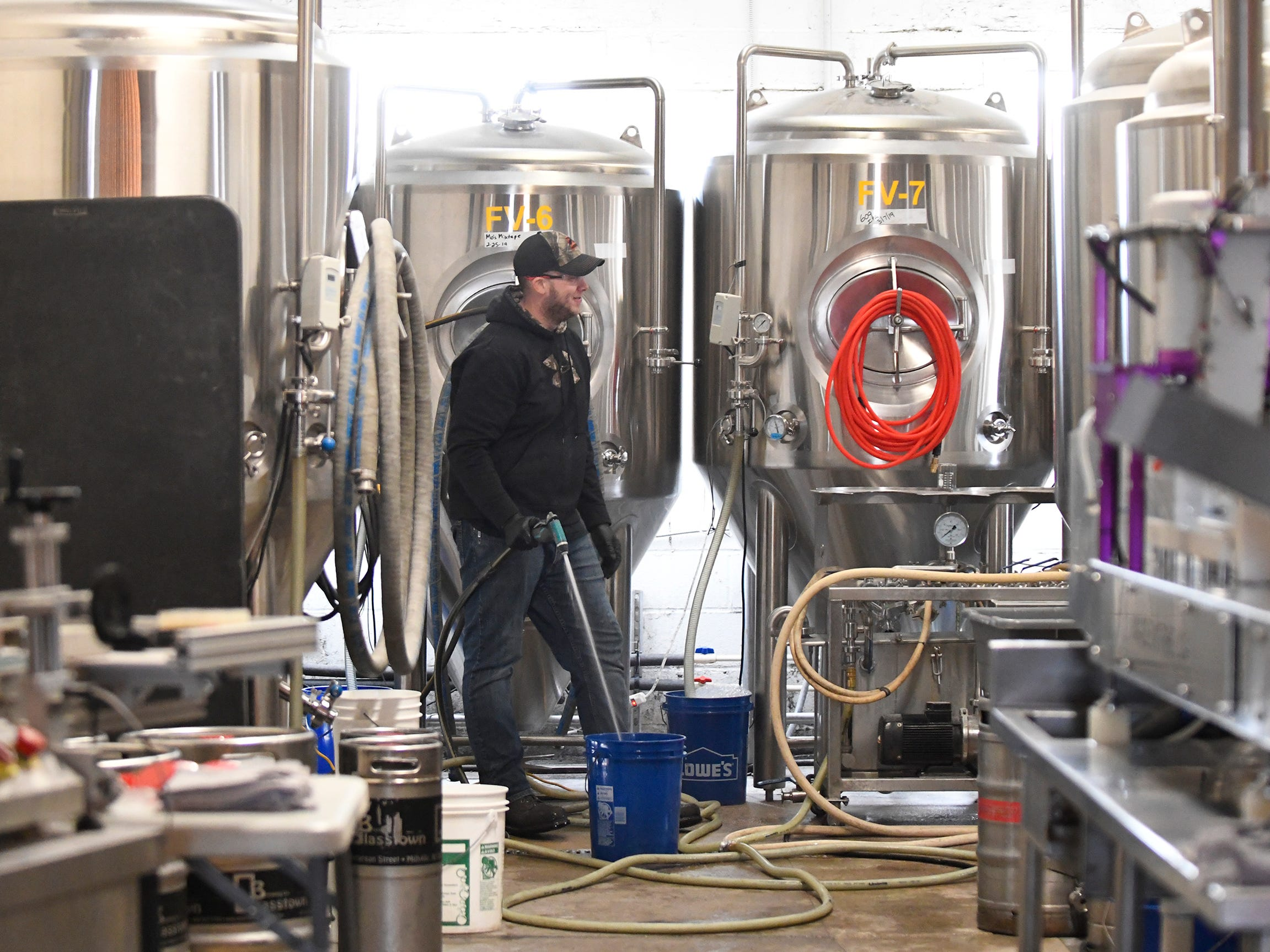 Former head of Master Brewers Association has deep South Jersey roots