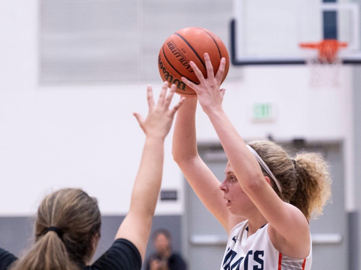 COS Women host San Francisco City College in a NorCal quarterfinal junior college basketball state playoff game on Saturday, March 9, 2019.