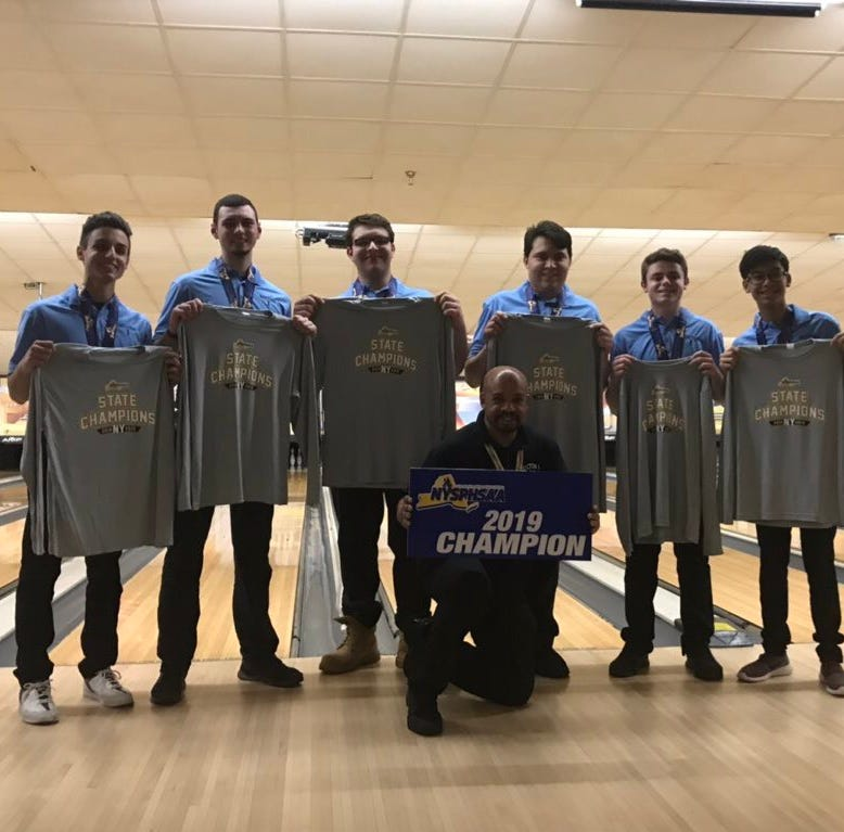 Bowling: Section 1 boys take home state title in come-from-behind win