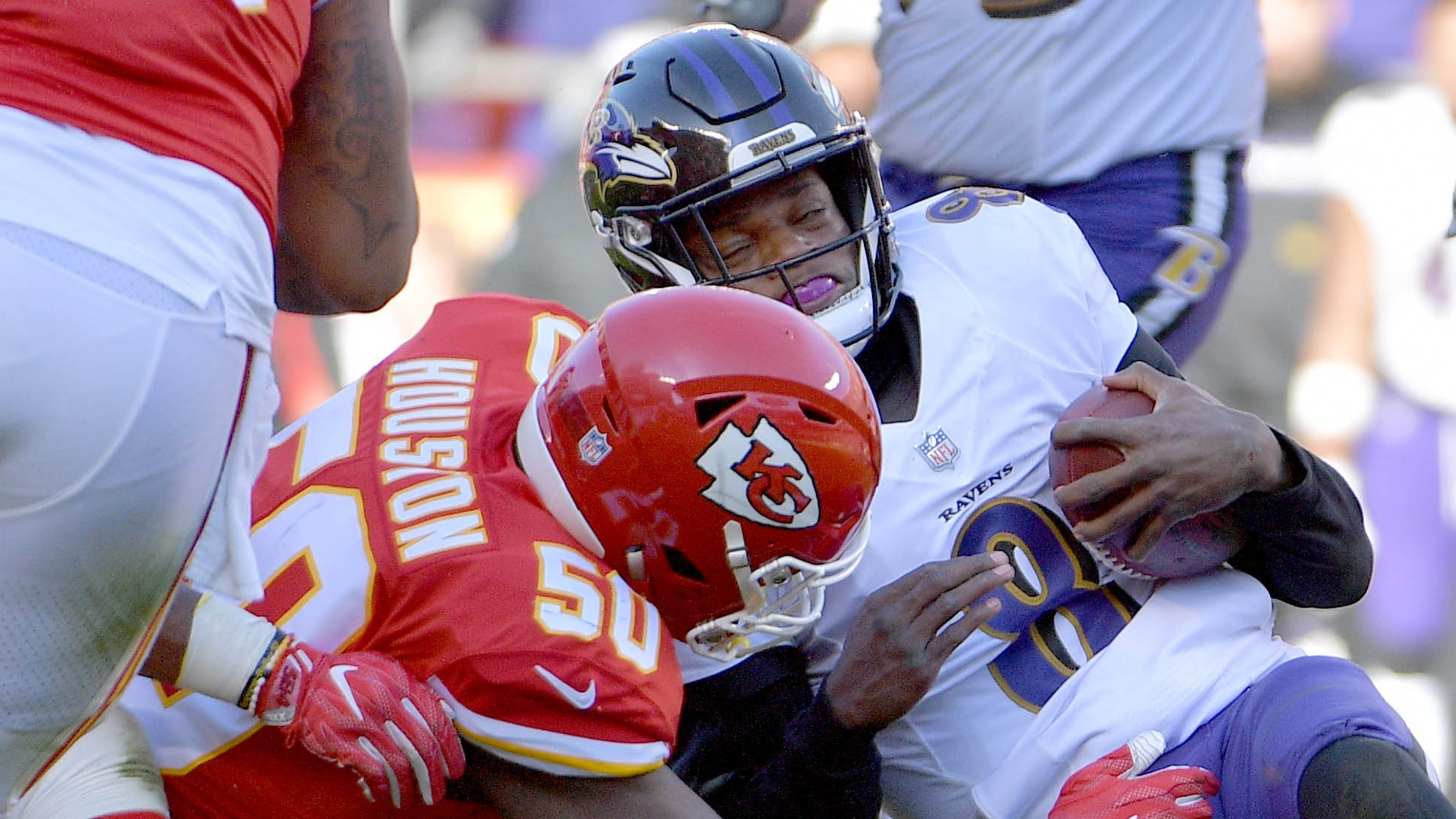 superior quality bad24 71b8e NFL: Chiefs release Pro Bowl LB Justin Houston set to earn ...