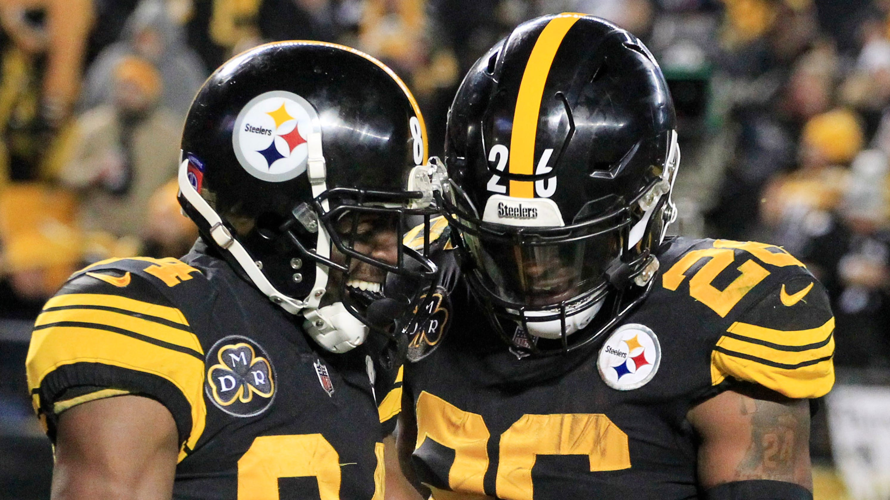 a3447562a03 Antonio Brown trade  Steelers took loss in deal with Raiders