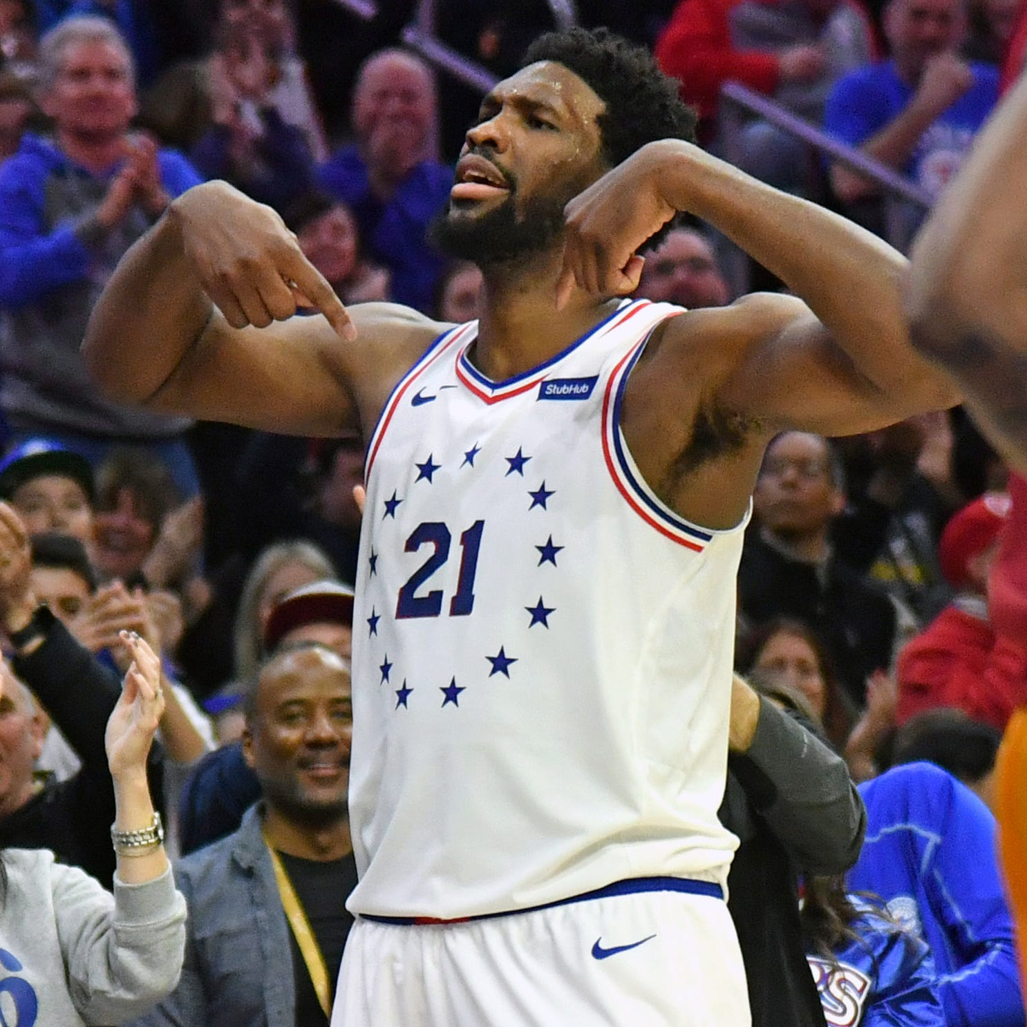 Opinion: Joel Embiid shows how much 76ers missed him in crucial win over Pacers
