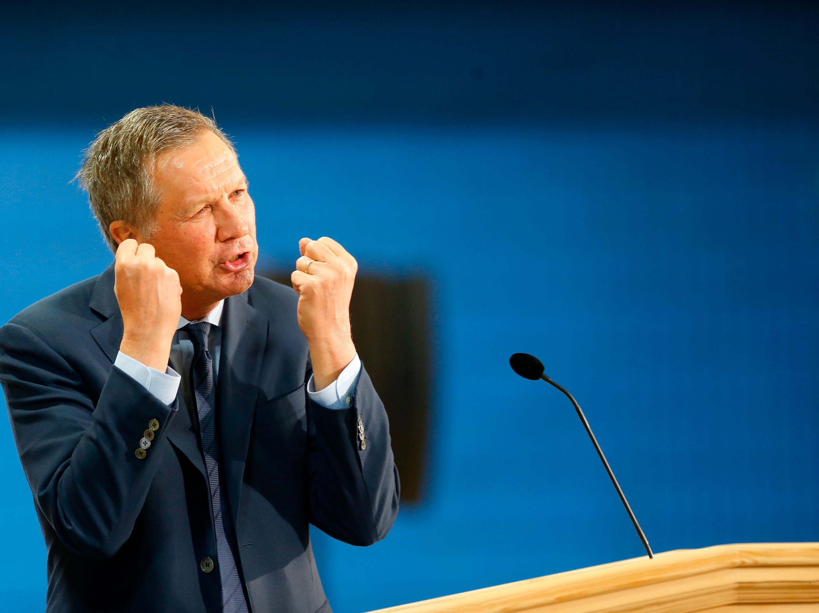 Kasich: Forget the Green New Deal. We need climate solutions from free-market moderates.