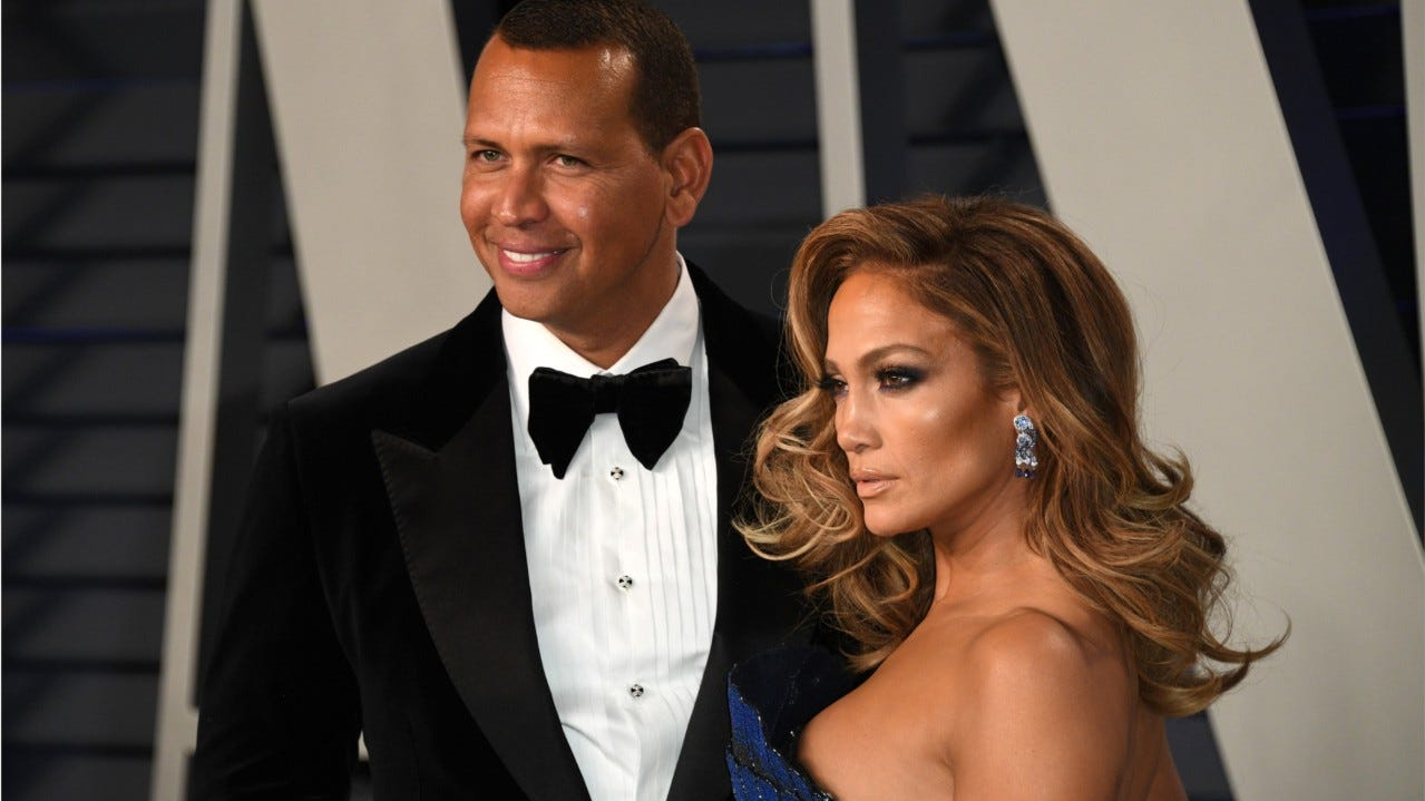 Jennifer Lopez Alex Rodriguez Are Not Breaking Up Working It Out