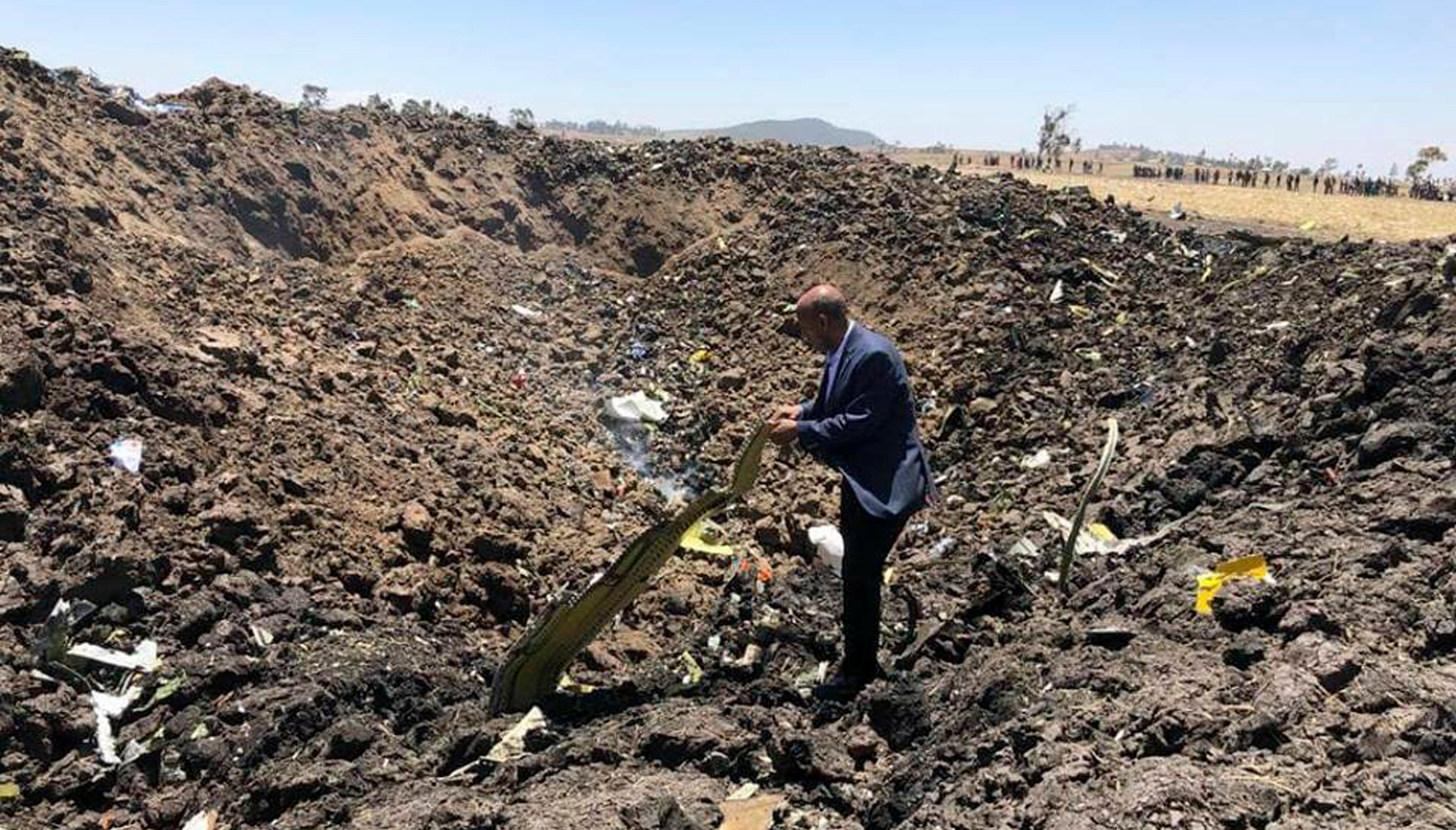Boeing 737 Max: Georgetown student among 157 Ethiopian crash victims
