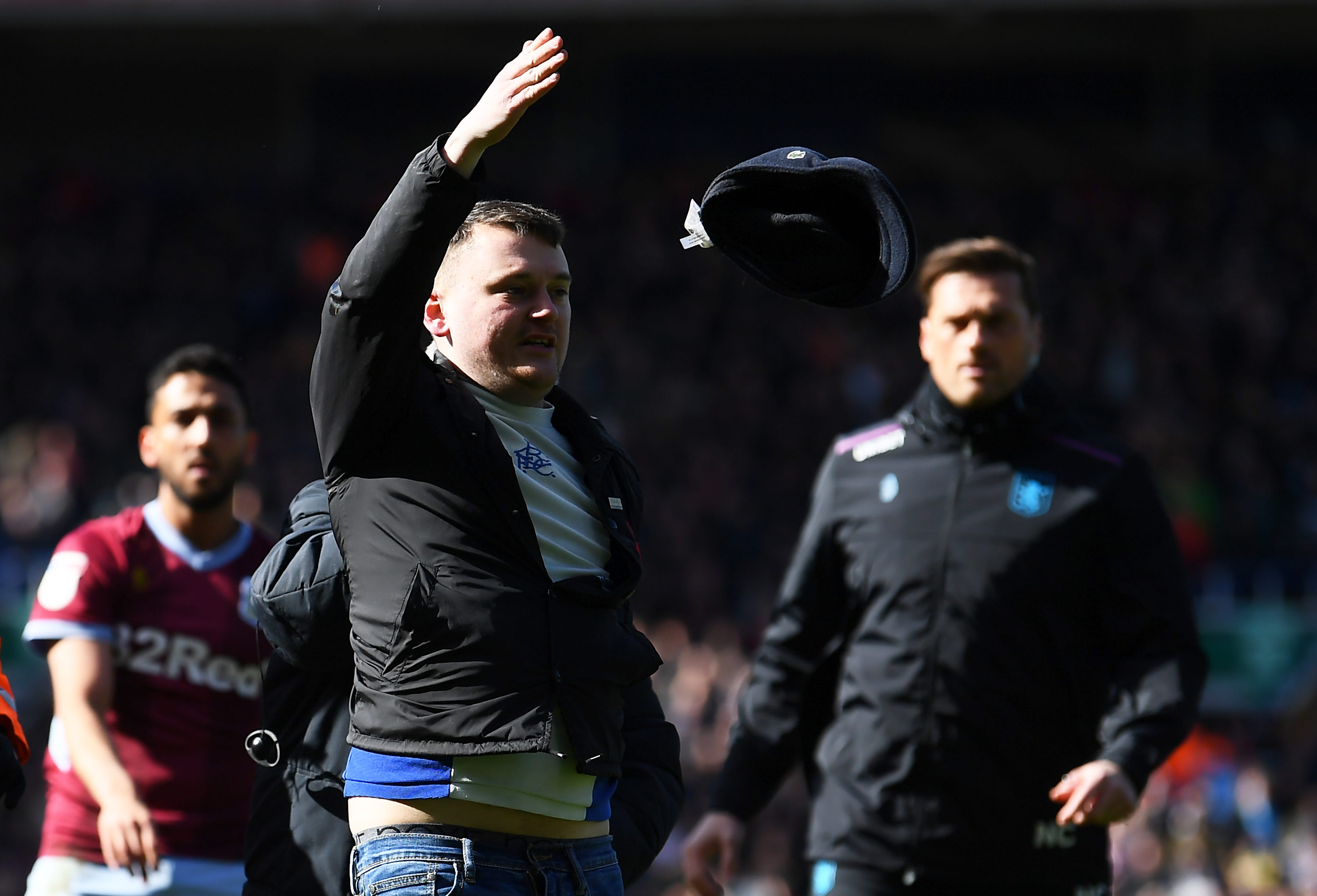 Soccer fan sentenced to 14 weeks in jail for punching Aston Villa's Jack Grealish in game