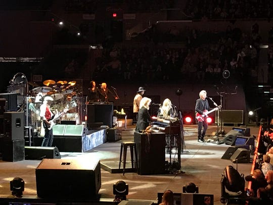 Fleetwood Mac at the Atlantic City Convention Center on March 9, 2019.