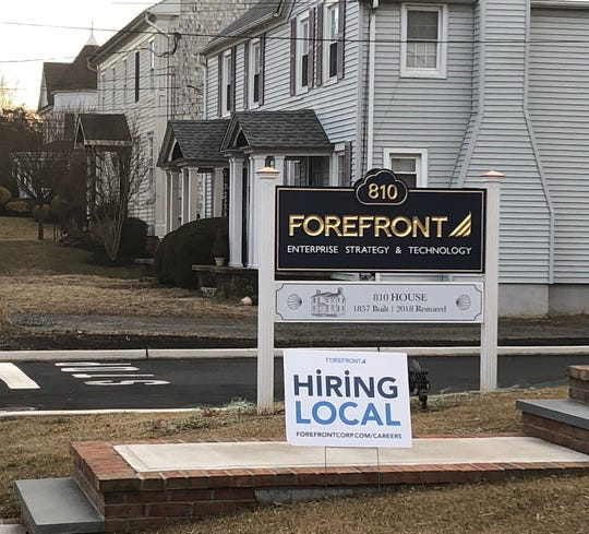 ForeFront, a technology company in Fair Haven, is hiring.