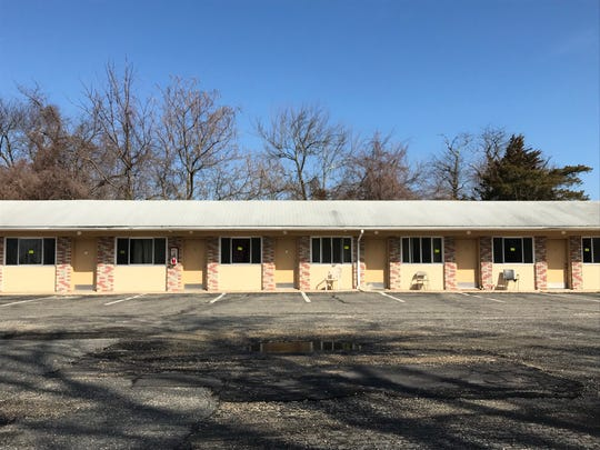 The Parkway Motel in Toms River was shut down on Friday