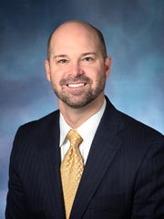 Brad Holland, president and CEO of Hendrick Health System
