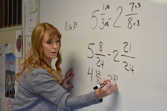 Melinda Vest teaches fifth grade at View Ridge Arts Academy in the Bremerton School District.