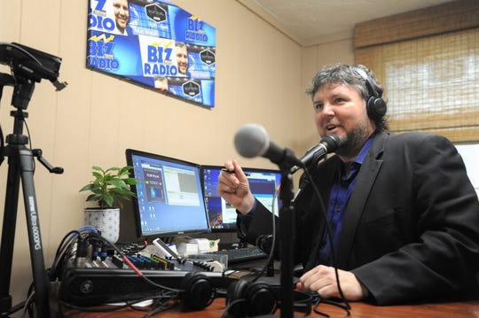 """Matt Mittan, a familiar voice to radio listeners in the mountains, is back on the air with """"The Matt Mittan Show,"""" which is broadcast on Biz Radio 1350 from 4 - 6 p.m. on weekdays."""